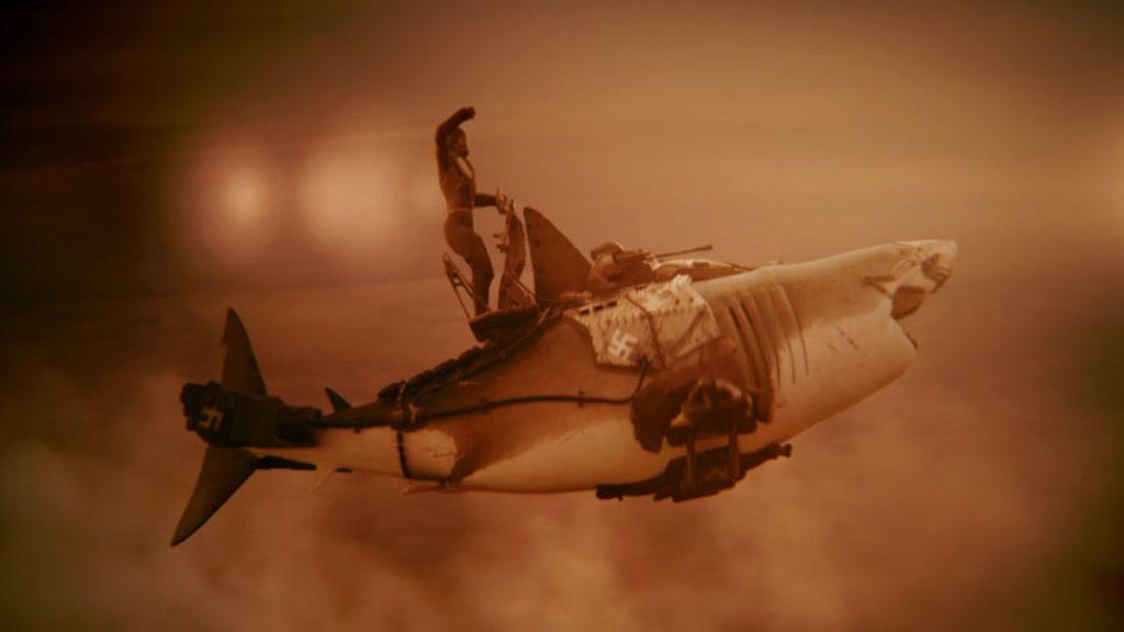 Sky Shark by Mark Fehse