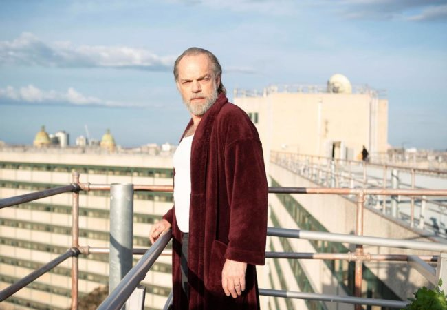 MEASURE FOR MEASURE starring Hugo Weaving