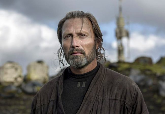 "Mads Mikkelsen plays Galen Erso in ""Rogue One: A Star Wars Story."" (Lucasfilm Ltd.)"