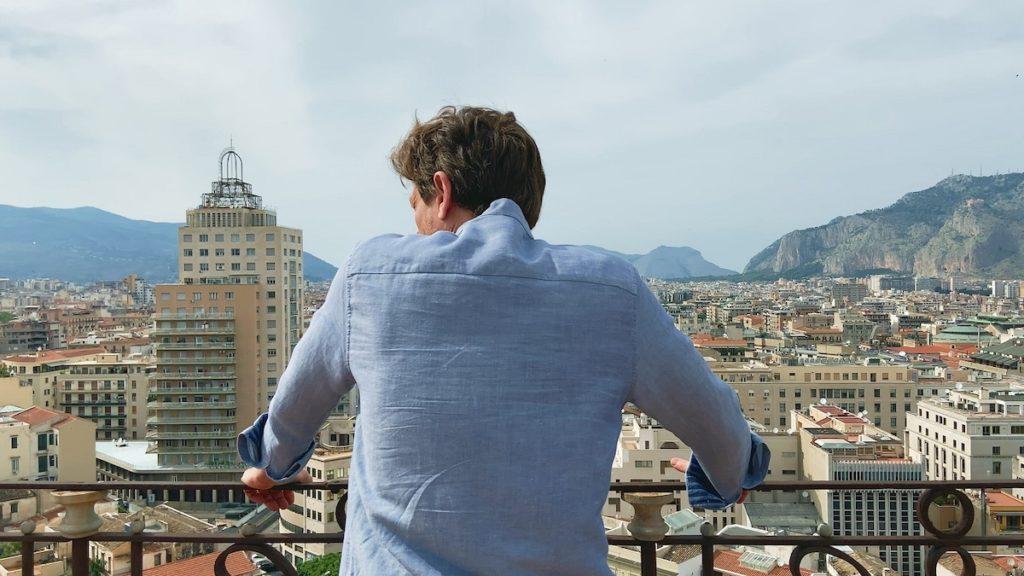Fiori, Fiori, Fiori! is written and directed by Luca Guadagnino
