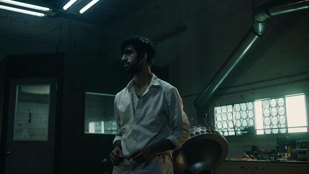 Sathya Sridharan as Ethan in MINOR PREMISE
