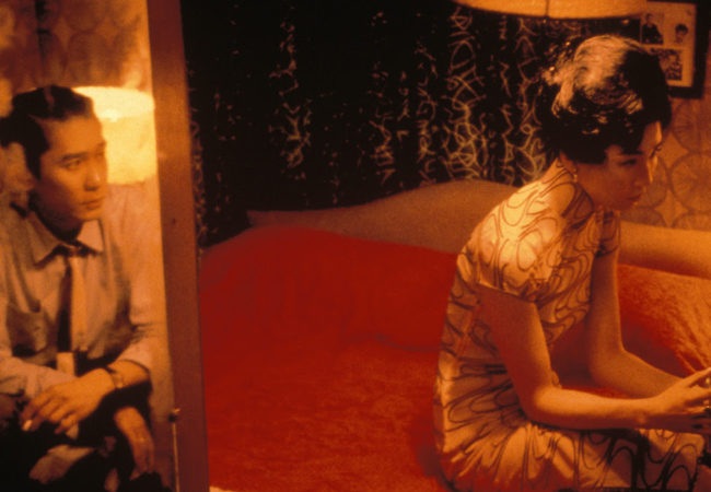 In the Mood for Love (courtesy Janus Films)
