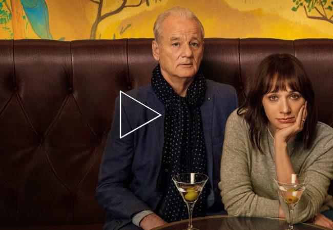 Watch First Trailer for ON THE ROCKS, Starring Bill Murray, Rashida Jones, and Marlon Wayans