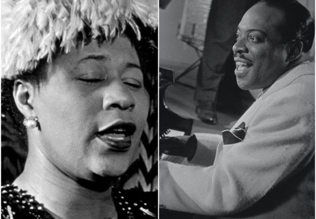 Ella Fitzgerald (Ella Fitzgerald: Just One Of Those Things) and Count Basie (Count Basie: Through His Own Eyes)