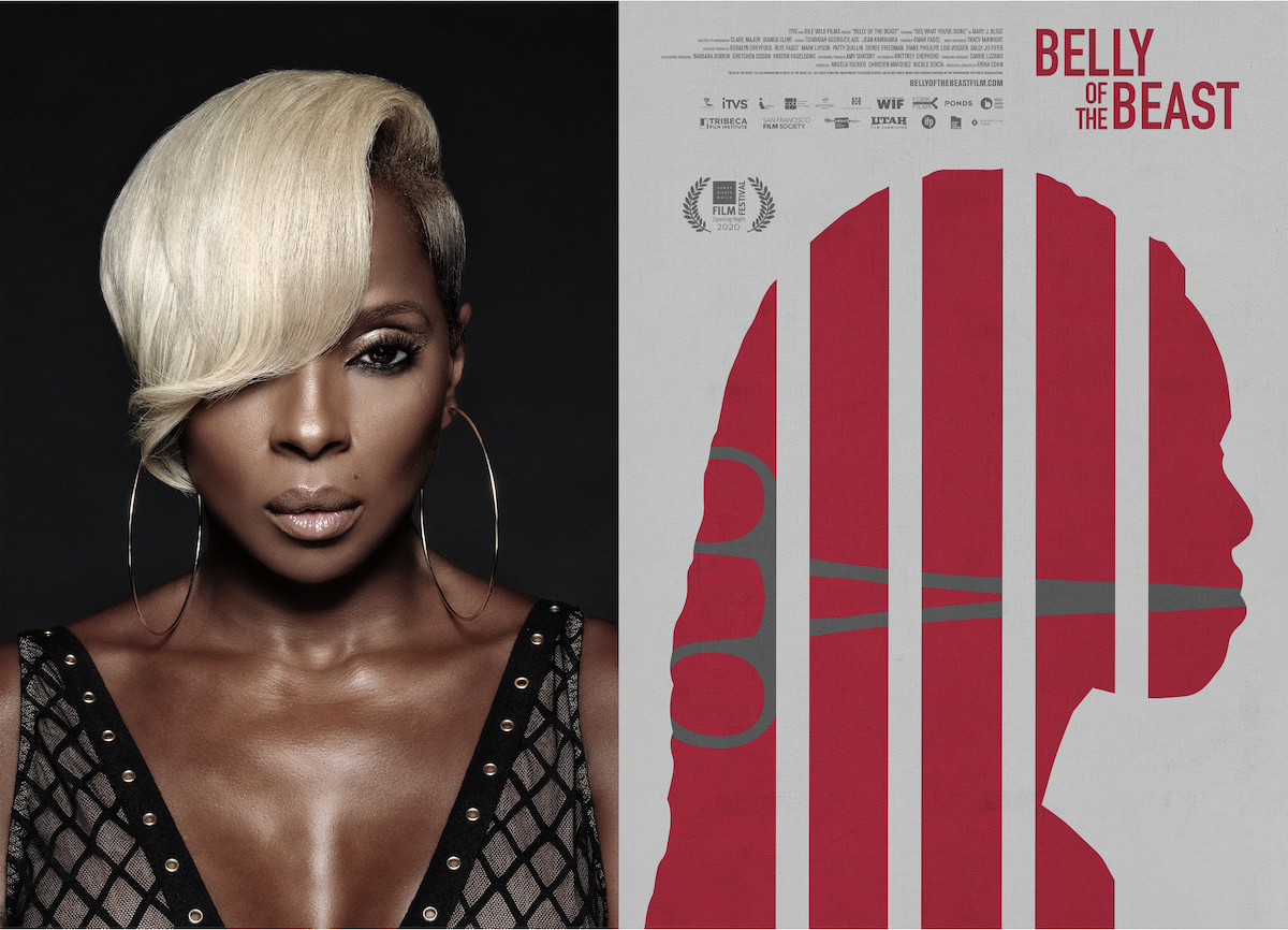 BELLY OF THE BEAST' Trailer featuring Original Song 'SEE WHAT YOU'VE DONE' from MARY J. BLIGE