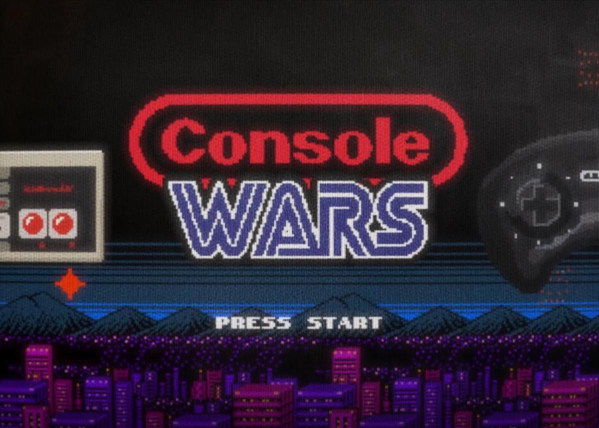 Console Wars drected by Jonah Tulis, Blake J. Harris