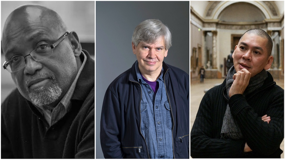 Sam Pollard, John Gianvito, Tsai Ming-liang