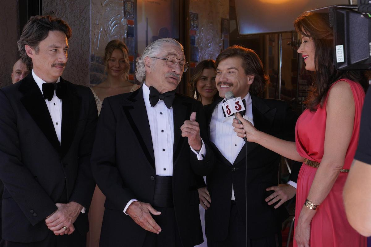 THE COMEBACK TRAIL starring Robert De Niro