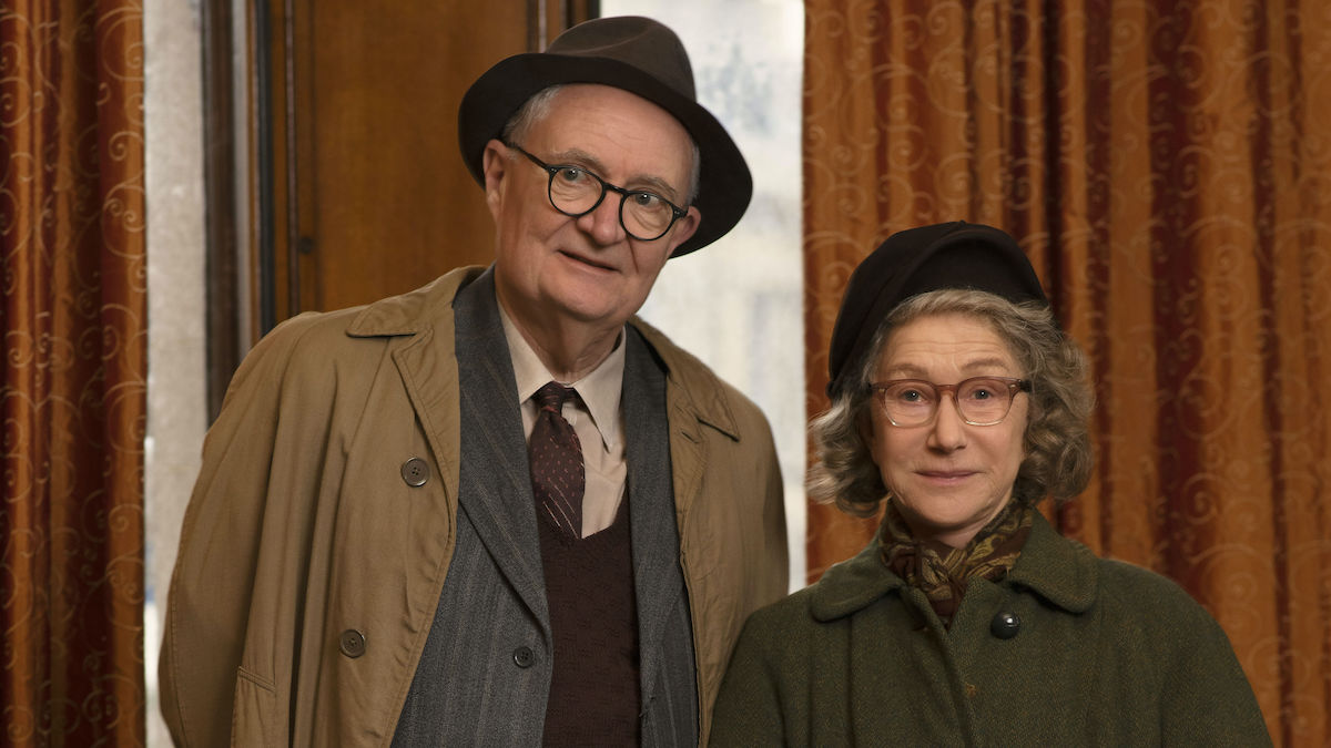 THE DUKE starring Jim Broadbent and Helen Mirren