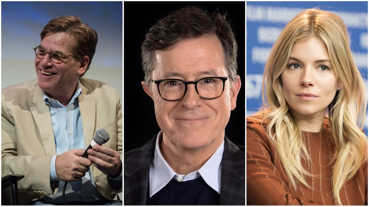 Montclair Film Festival 2020 Storyteller Series Features Aaron Sorkin, Stephen Colbert, Sienna Miller