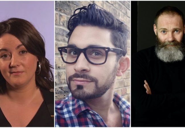 Cathy Brady, Aleem Khan and Francis Lee Shortlisted for Filmmaker Award