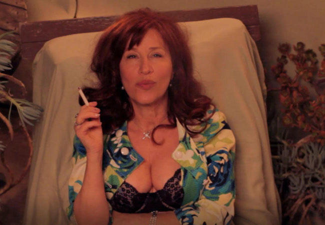 """Jersey"", written by Margaret M. Spirito and directed by and starring Lisa Ann Walter"