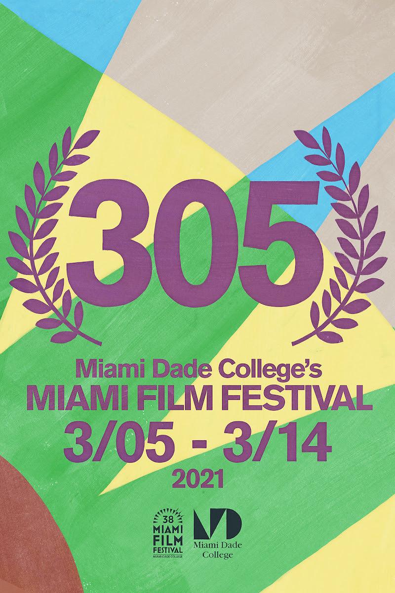 Miami Film Festival 2021 Poster