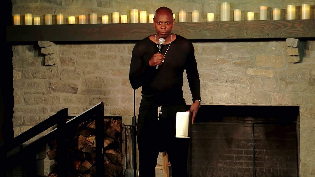 """Dave Chappelle """"8:46"""""""
