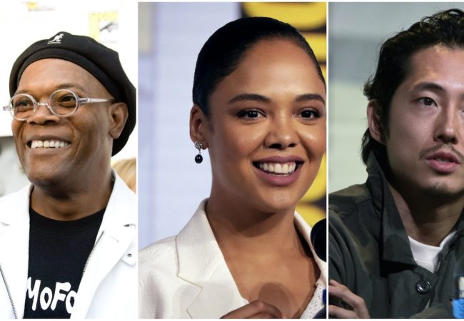 Samuel L. Jackson, Tessa Thompson and Steven Yeun Honored at 23rd SCAD Savannah Film Festival