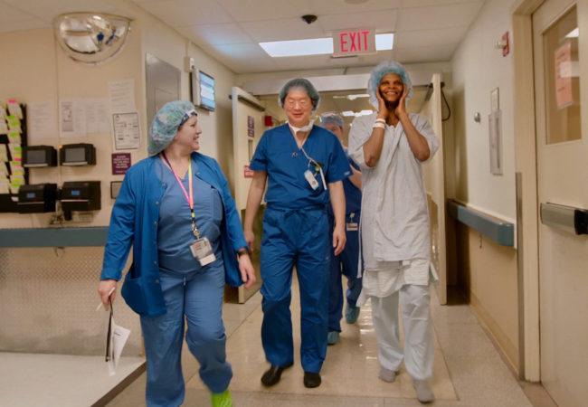 Mahogany Goes To Surgery in Tania Cypriano's BORN TO BE