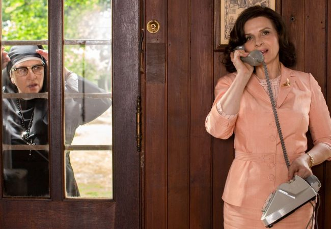 HOW TO BE A GOOD WIFE starring Juliette Binoche