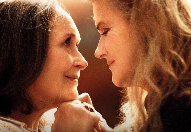 """Two Of Us"" directed by Filippo Meneghetti and starring Barbara Sukowa and Martine Chevallier"