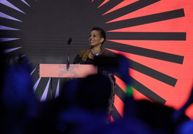 Tabitha Jackson, Festival Director, Sundance Film Festival