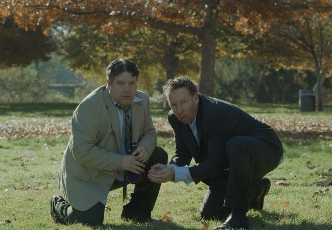 Two Dum Micks starring D.B. Sweeney and Sean Astin