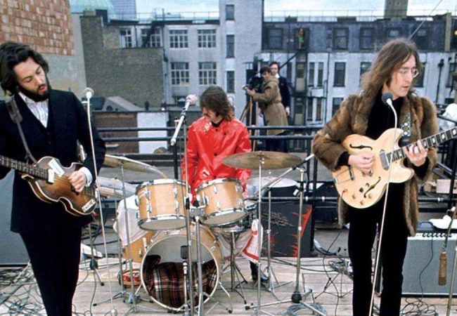 """Peter Jackson Reveals First Look at """"The Beatles: Get Back"""" Documentary"""