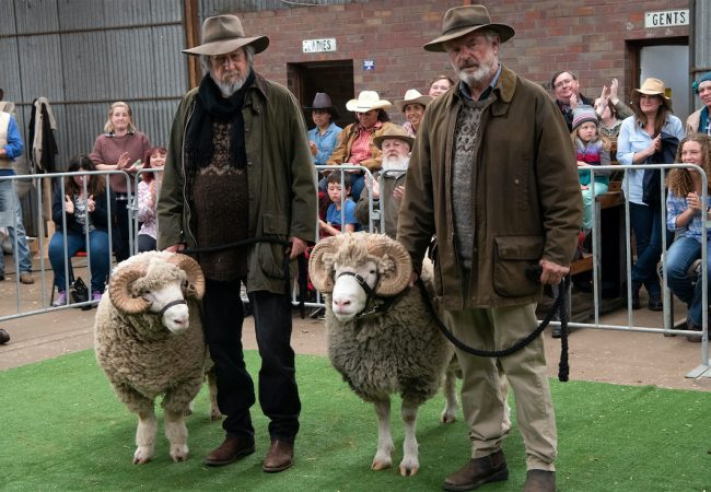 RAMS starring Sam Neill and Michael Caton