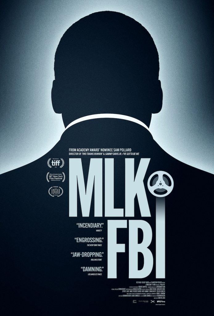 MLK/FBI poster