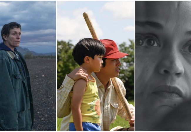 NOMADLAND, MINARI, TIME Win Top Greater Western New York Film Critics 2020 Awards