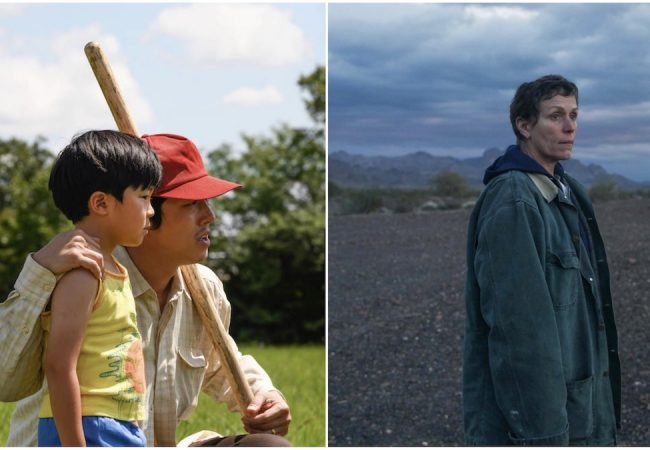 Minari and Nomadland Win Top 2020 North Carolina Film Critics Awards