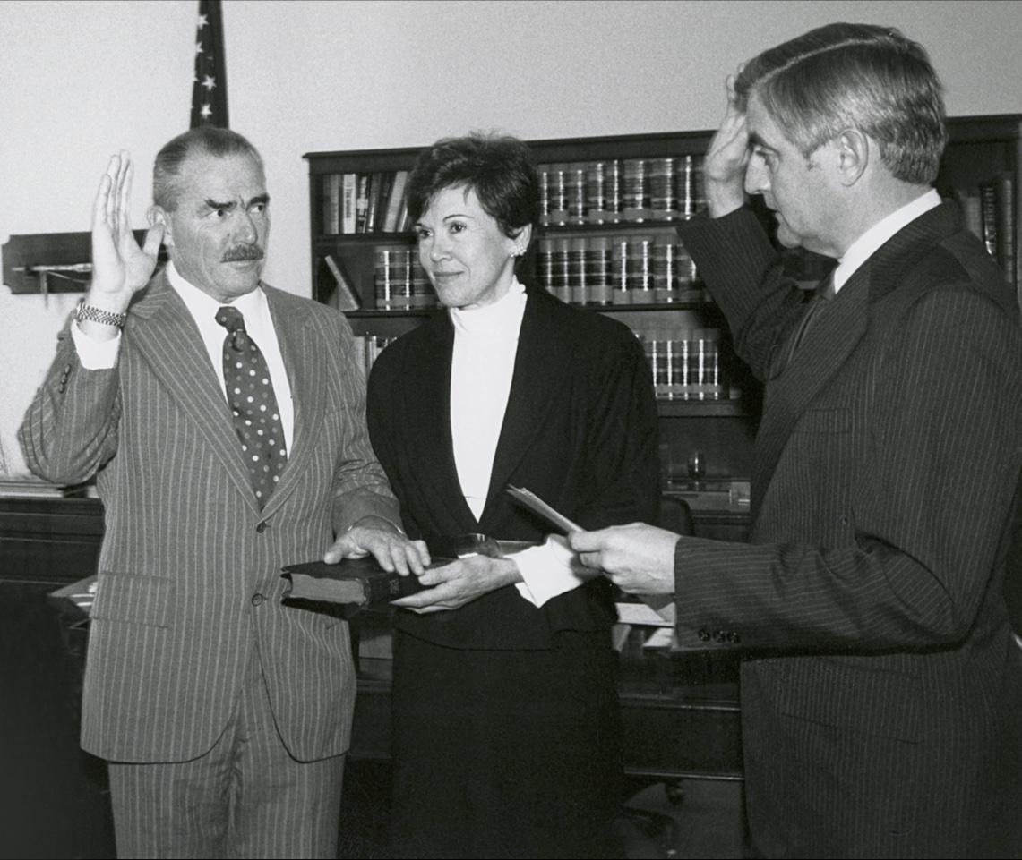 9th Circuit Cowboy - The Long, Good Fight of Judge Harry Pregerson, directed by Terry Sanders
