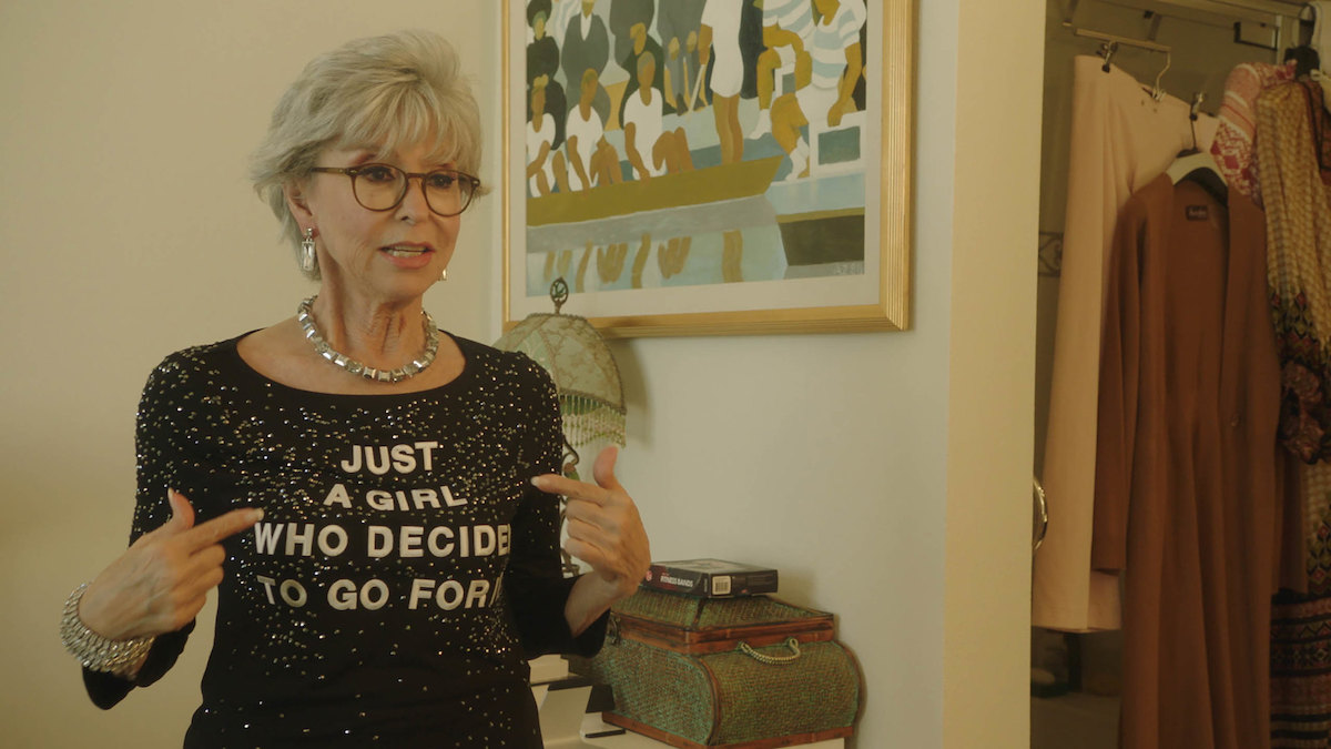 Rita Moreno: Just a Girl Who Decided to Go For It by Mariem Pérez Riera