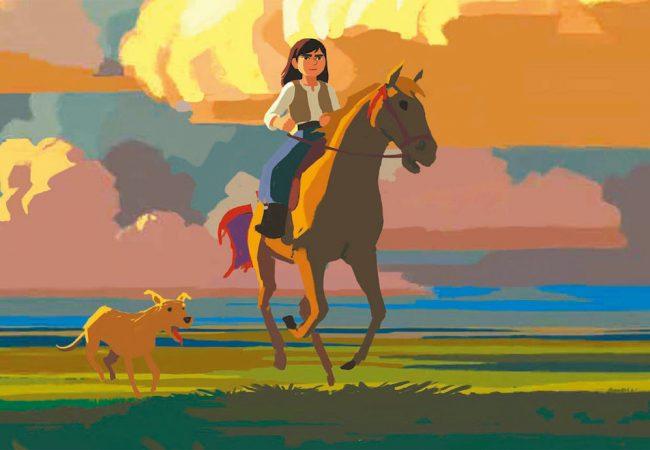Calamity Jane (Calamity, une enfance de Martha Jane Cannary)