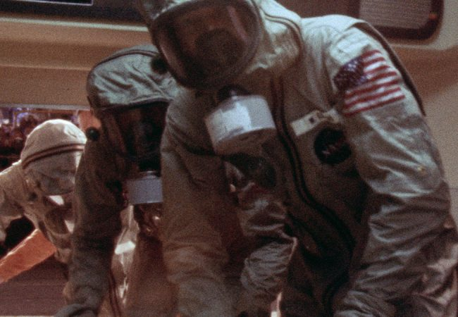 Apollo 11: Quarantine