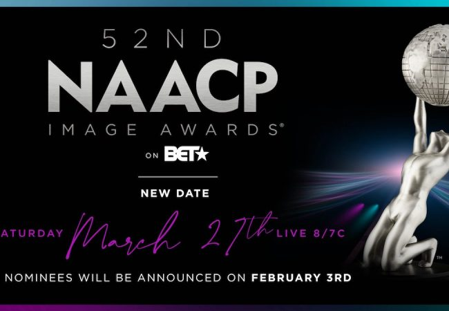NAACP Reschedules 52nd NAACP Image Awards to March