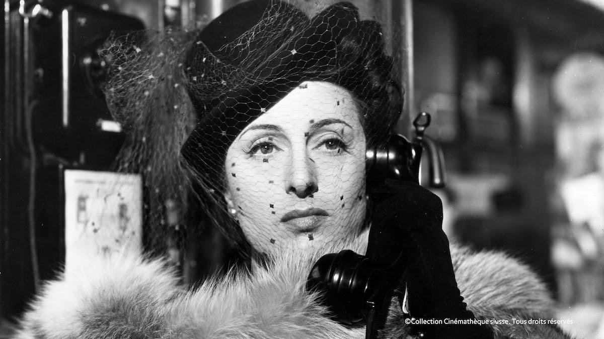 Il Bandito (1946) directed by Alberto Lattuada and starring Anna Magnani, Amedeo Nazzari and Carla Del Poggio.