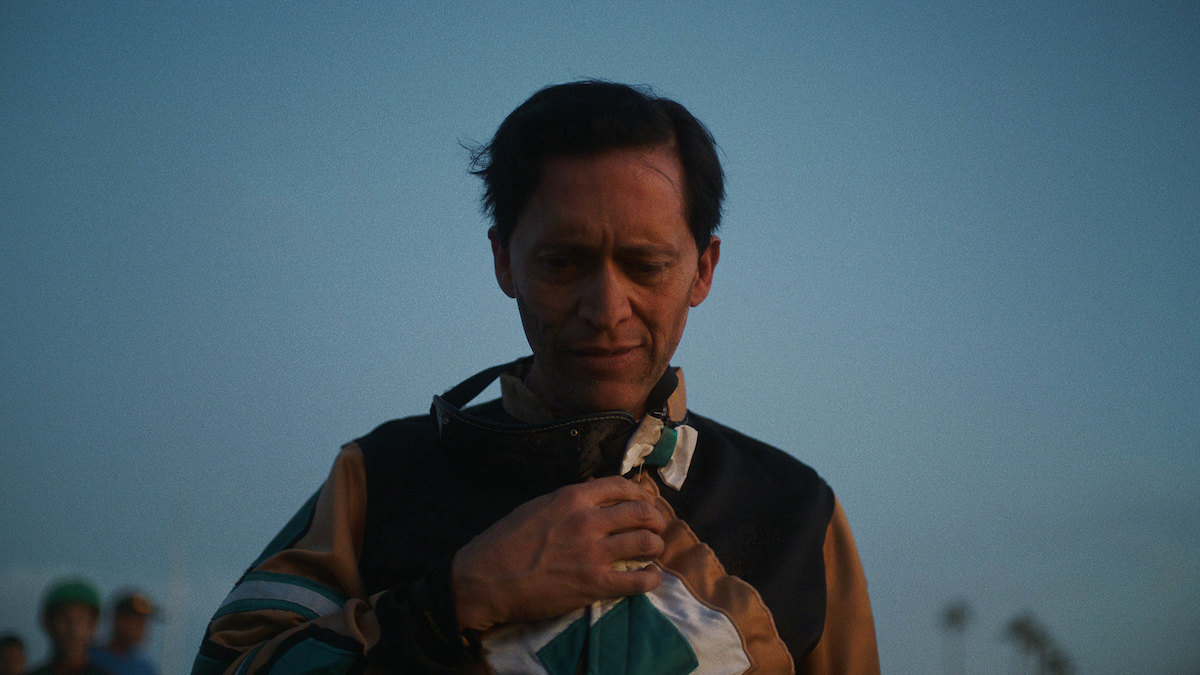 Clifton Collins Jr. appears in Jockey by Clint Bently
