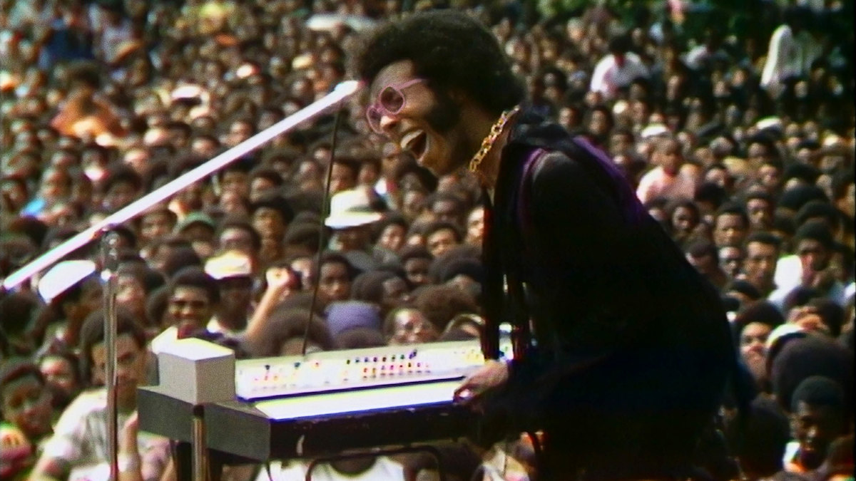 """Summer Of Soul (Or, When The Revolution Could Not Be Televised) by Ahmir """"Questlove"""" Thompson"""