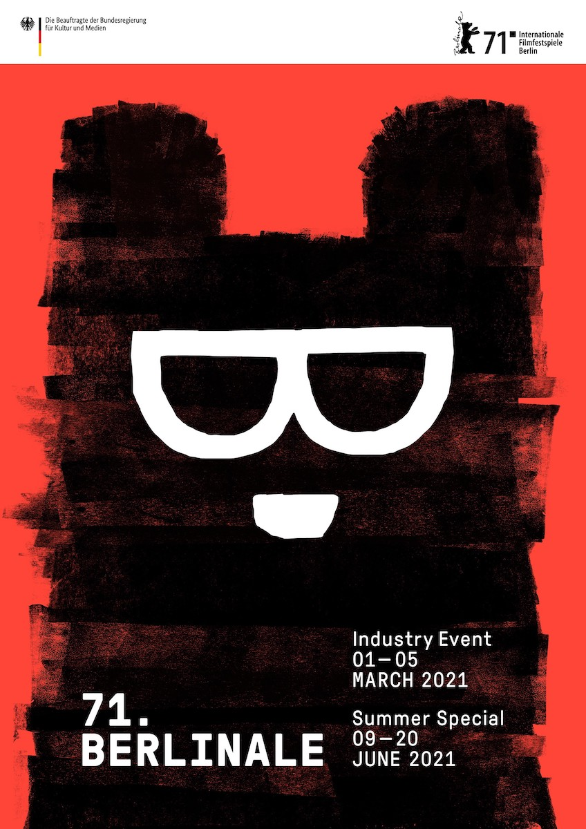 71st Berlin International Film Festival Poster