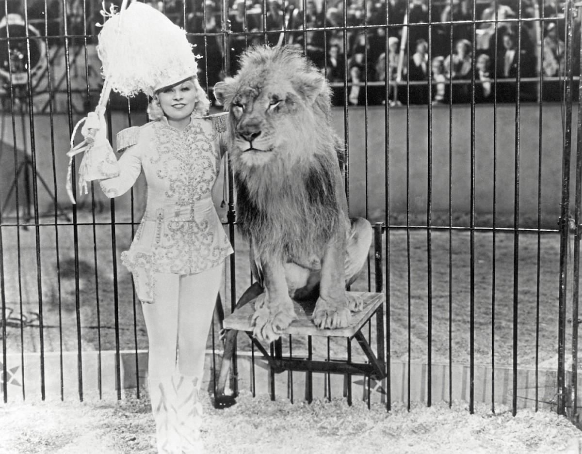 Mae West in I'm No Angel | Wesley Ruggles, USA, 1933