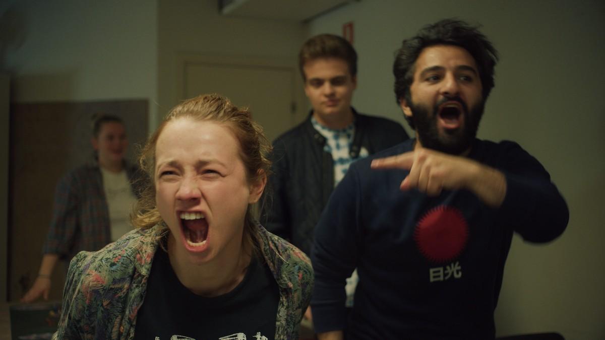 Kristine Kujath Thorp, Nader Khademi in Ninjababy