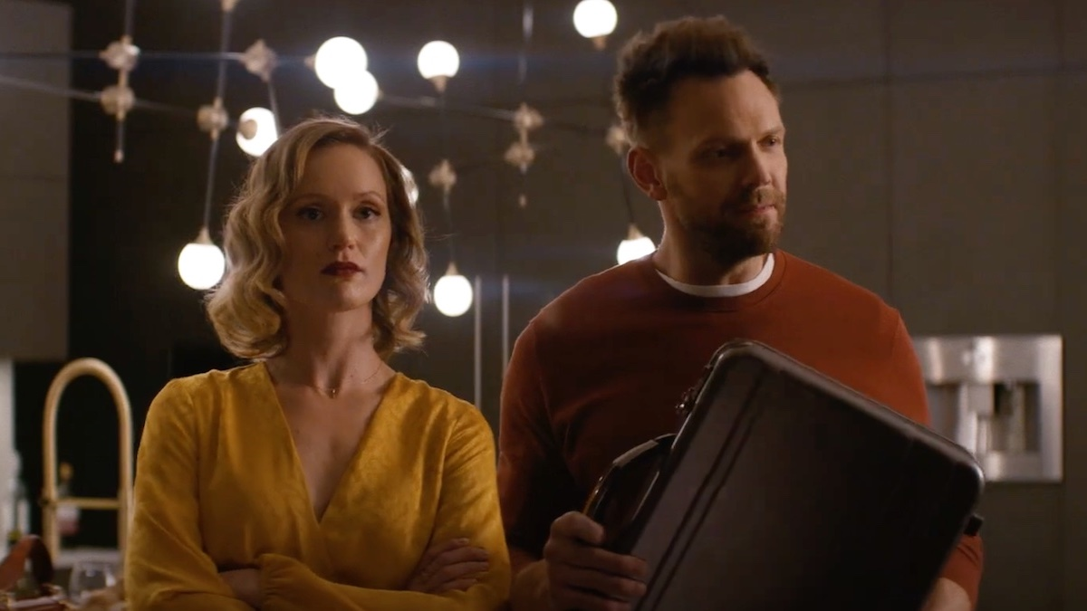 HAPPILY starring Joel McHale and Kerry Bishé
