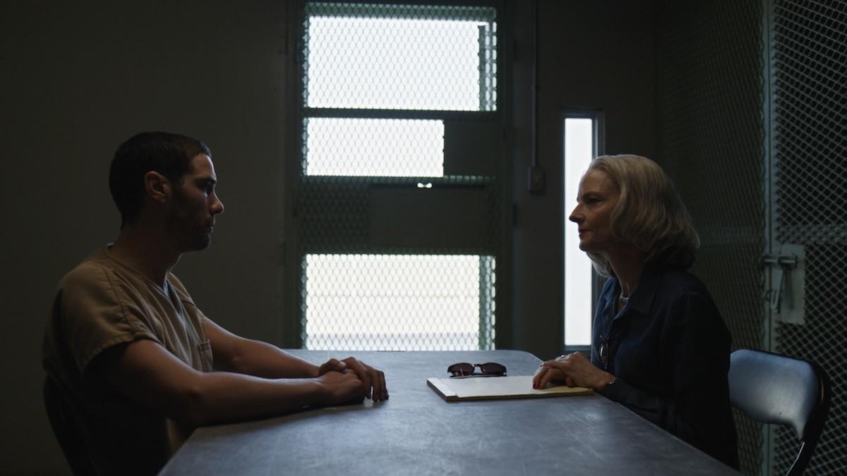 """The Mauritanian"" starring Jodie Foster, Tahar Rahim, Shailene Woodley, Benedict Cumberbatch"