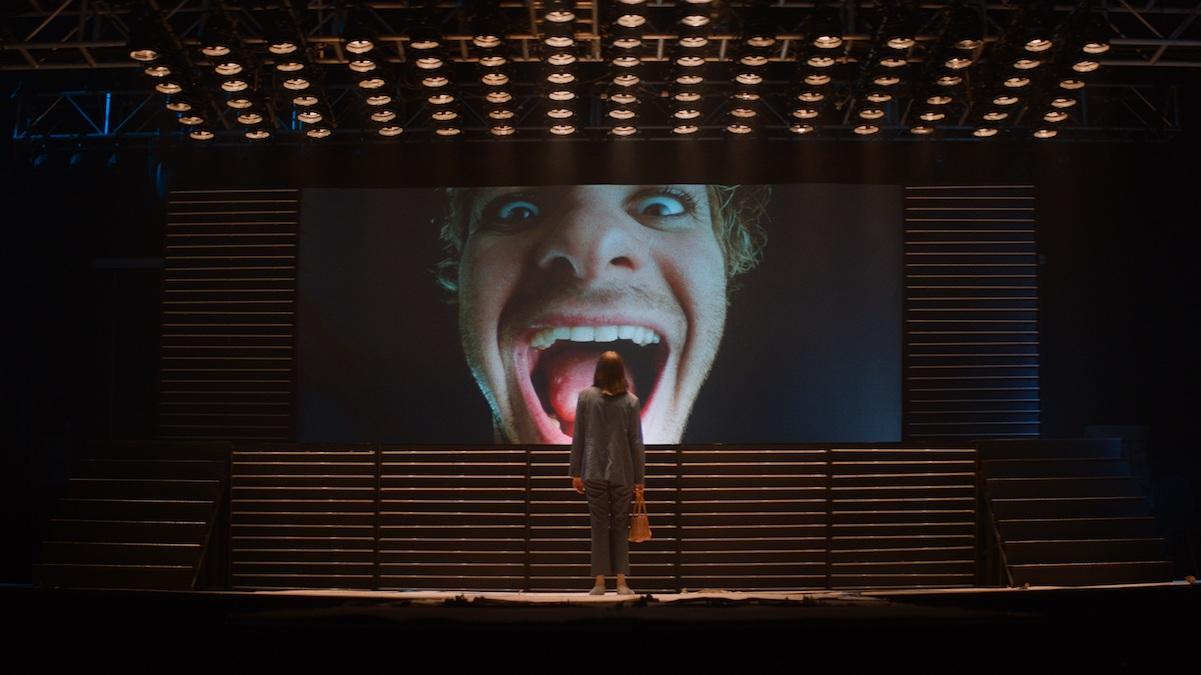 Gia Coppola's MAINSTREAM starring Maya Hawke and Andrew Garfield