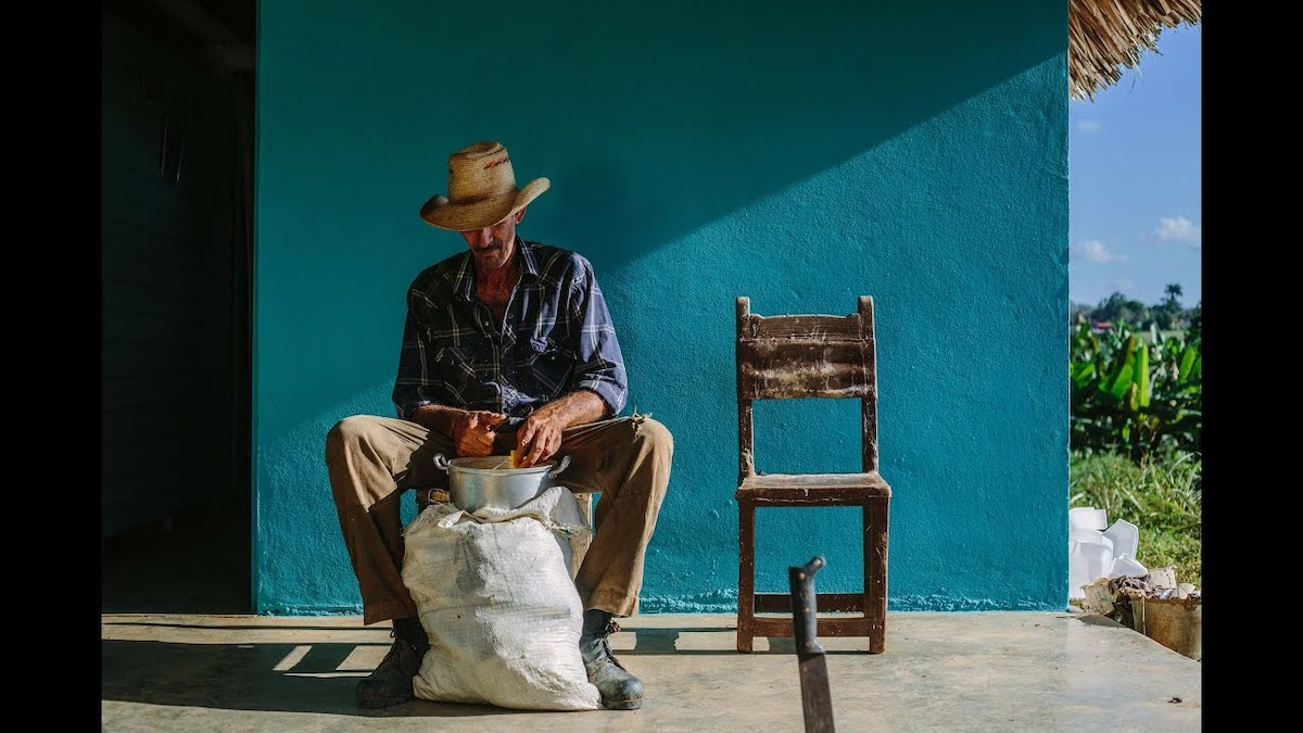 "Asori Soto's documentary ""Cuban Food Stories"""