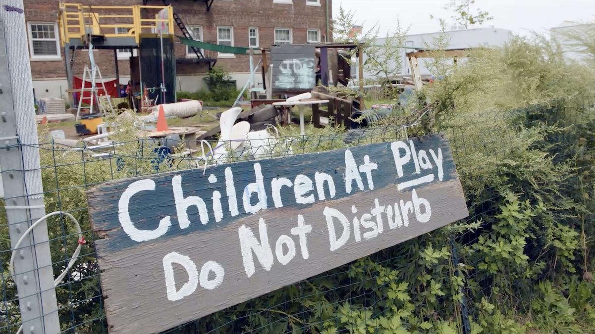 Chasing Childhood directed by Margaret Munzer Loeb and Eden Wurmfeld