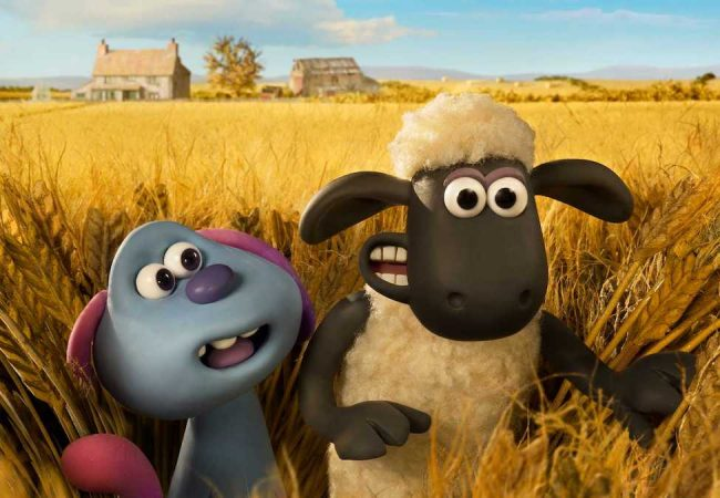 48th Annie Awards Announces Nominations – A Shaun the Sheep Movie, Wolfwalkers, Ride Your Wave