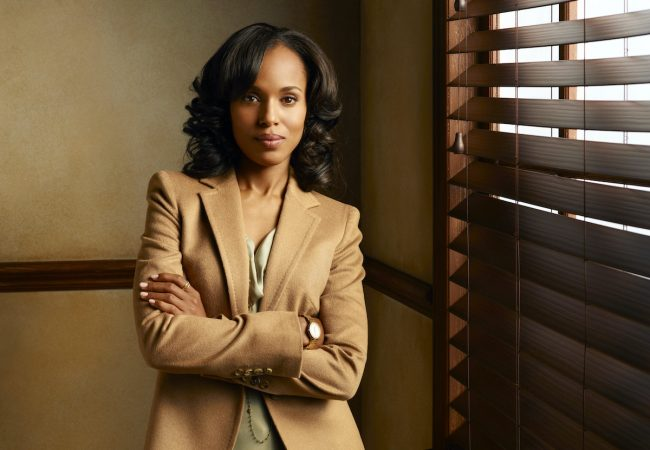 """Kerry Washington as Olivia Pope in ABC's """"Scandal"""" (Image by Craig Sjodin/ABC via Getty images)"""
