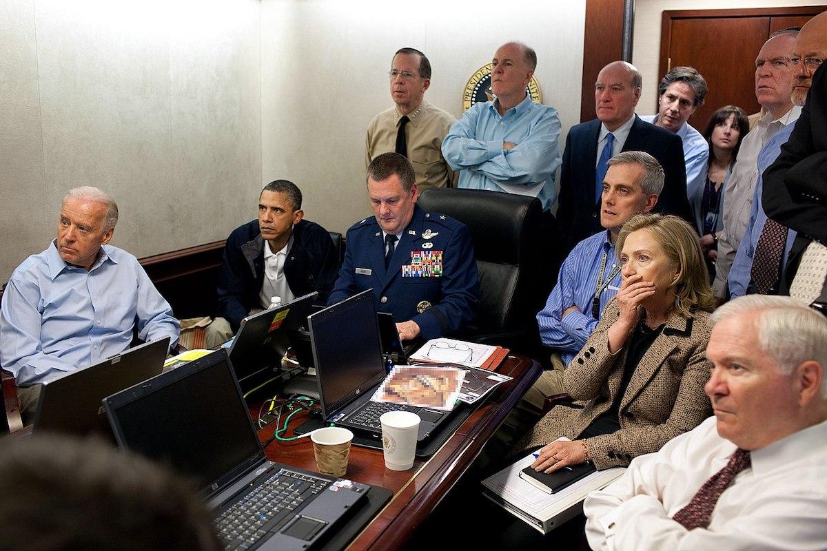 """Revealed: The Hunt for Bin Laden."""