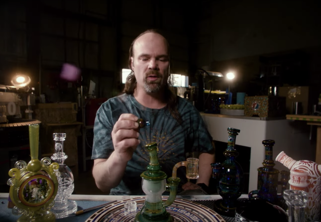Going to Pot: The High and Low of It (via screenshhot)