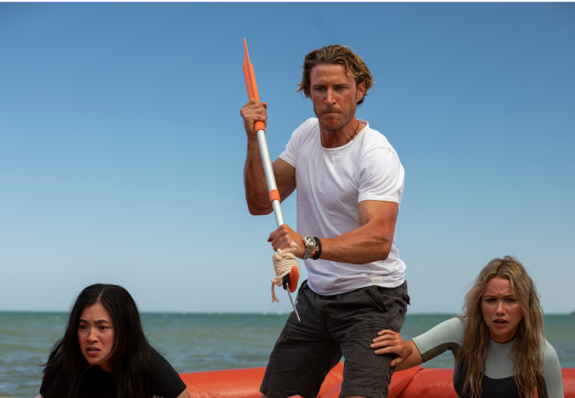 Great White directed by Martin Wilson
